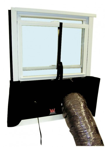 Phoenix-Quick-Chamber-System-Window-Adapter-6 Mobile Home Air Duct Water on mobile home duct repair, mobile home ac duct, mobile home duct work, mobile home roof designs, mobile home ac units,